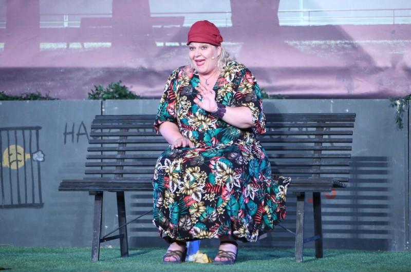 Φωτεινή Μπαξεβάνη 23 χρόνια μετά τα «Εγκλήματα»