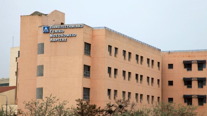 Θρήνος στη Λάρισα: Πέθανε νεογέννητο βρέφος που νοσηλευόταν στο Πανεπιστημιακό Νοσοκομείο