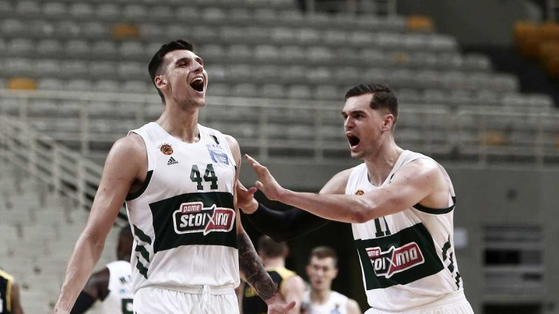 Basket League: Αντίδραση πρωταθλητή για τον Παναθηναϊκό