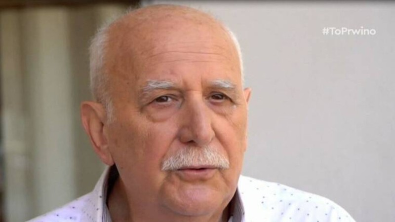 Σοκ για τον Γιώργο Παπαδάκη: Τον «χτύπησε» ο κορωνοϊός