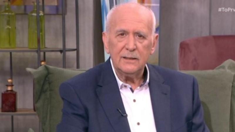 Ανατριχιάζει ο Γιώργος Παπαδάκης για τον θάνατο της αδερφής του!