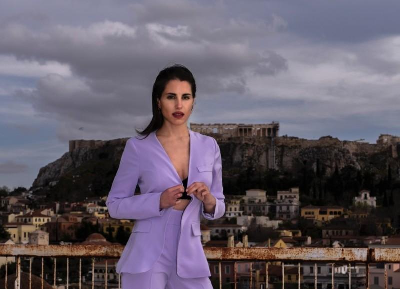 Η Παυλίνα Βουλγαράκη καλεσμένη του Γρηγόρη Αρναούτογλου