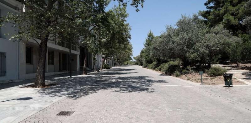 Γειτονιές για να περπατήσεις στο κέντρο της Αθήνας: Διονυσίου Αεροπαγίτου