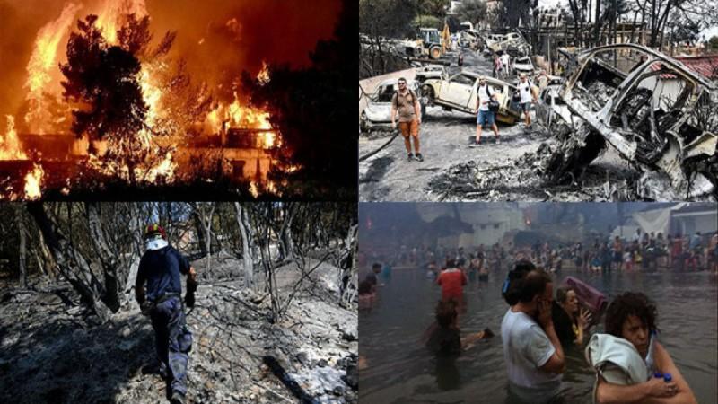 Πυρκαγιά στο Μάτι: Αποκαλυπτικοί διάλογοι - Γνώριζαν από νωρίς για τους νεκρούς