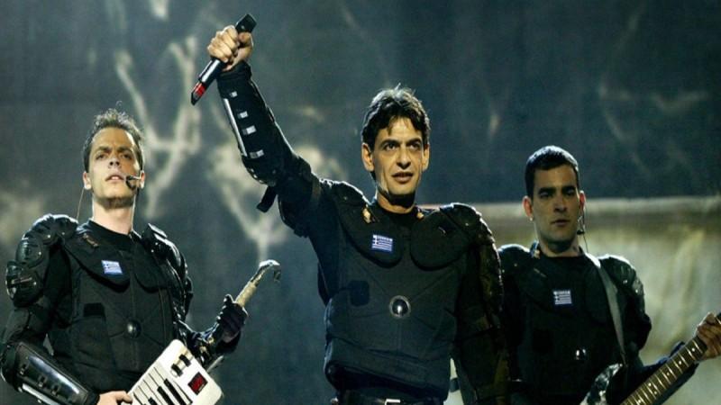 Ο Μιχάλης Ρακιντζής στη Eurovision