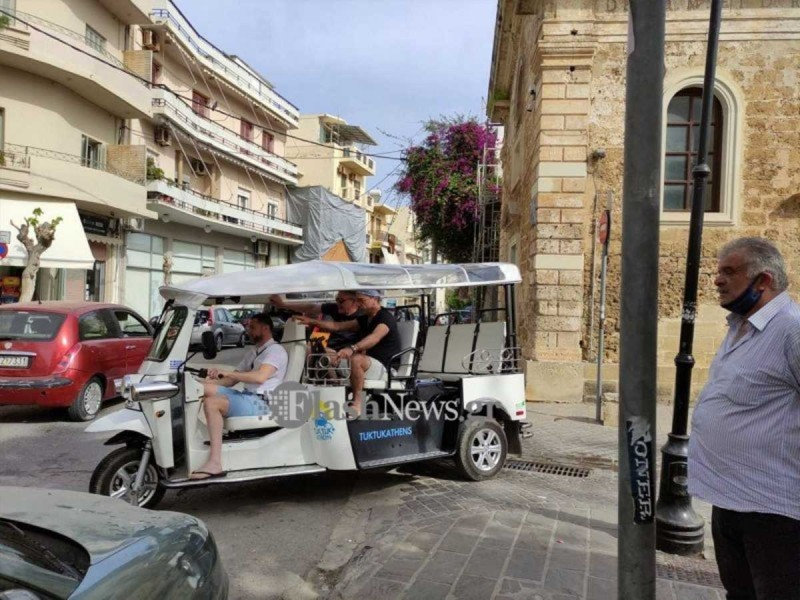Στην Κρήτη ο παγκοσμίου φήμης σεφ Ράμσει