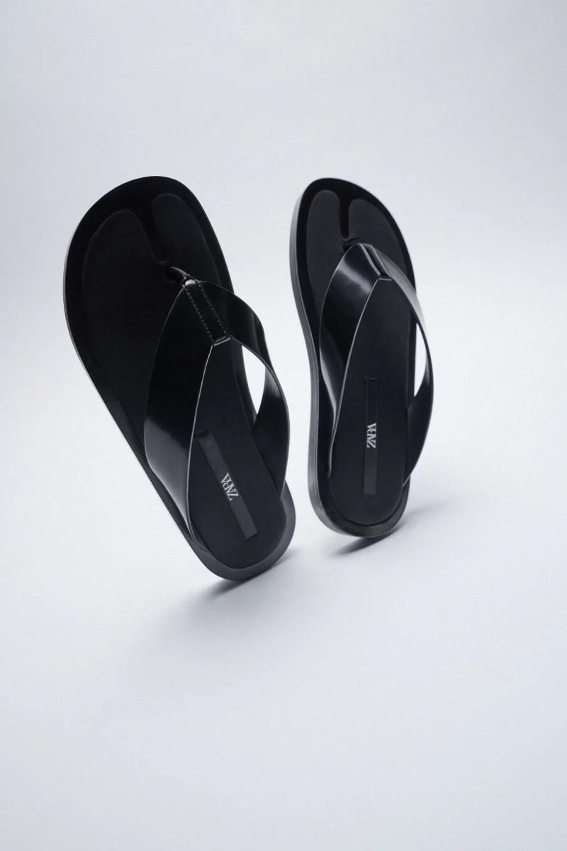 Τα σανδάλια από το Zara κάνουν μόνο 14.99€