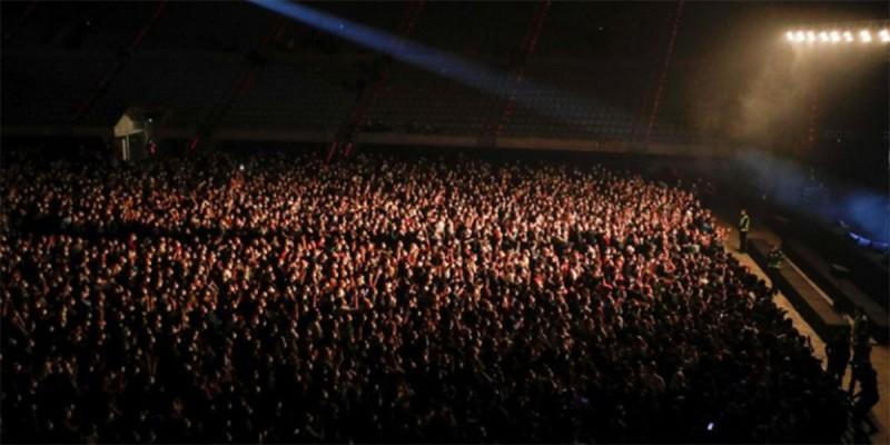 5000 άτομα σε συναυλία