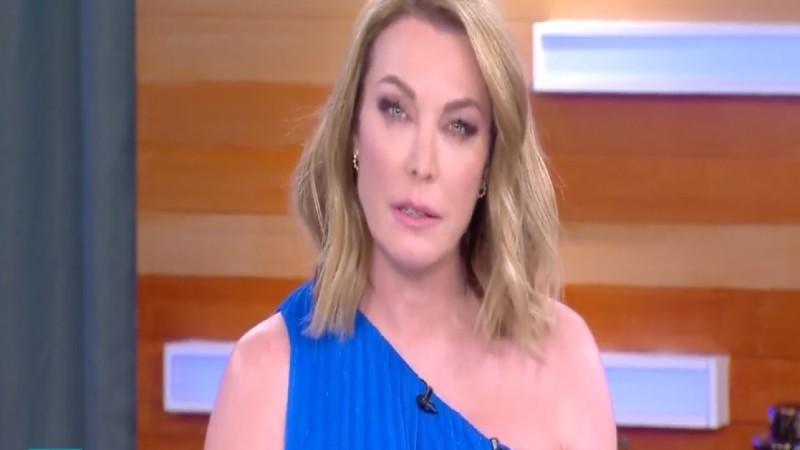 Έξαλλη η Τατιάνα Στεφανίδου: «Άντε γεια! Κλείστε τον! Δε θα μιλήσω εγώ με...» (Video)