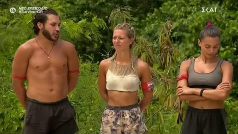 Survivor 4: Άγρια κόντρα Ασημακόπουλου με Μαριαλένα - «Ποιο είναι το πρόβλημά σου κοπέλα μου;»