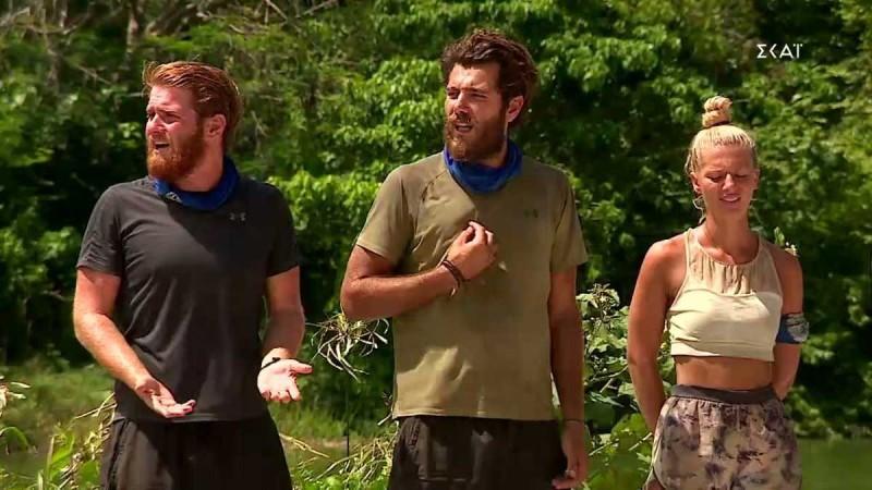 Survivor 4: «Πλακώθηκαν» Τζέιμς και Ηλίας - «Σε κοιτάζω στα μάτια και σου λέω να ντρέπεσαι»