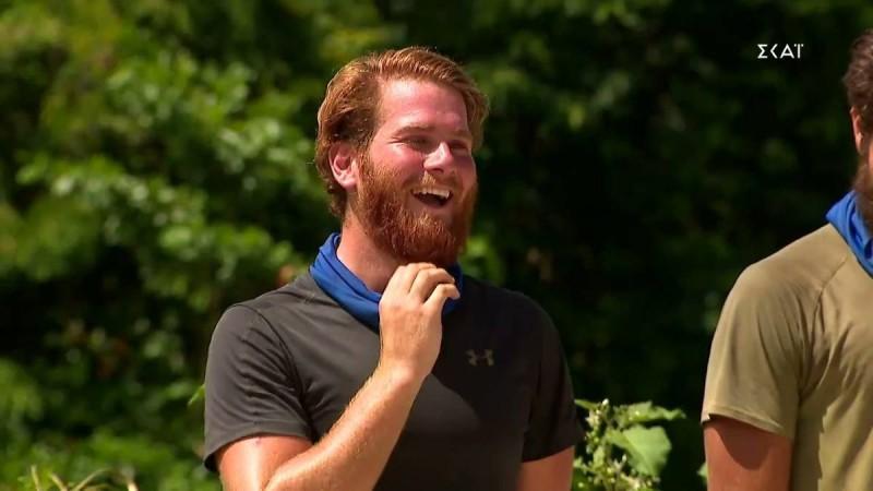 Survivor 4: Έπος από τον Τζέιμς - Ήθελε να πάρει το έπαθλο για... να βρει την Τουρκάλα