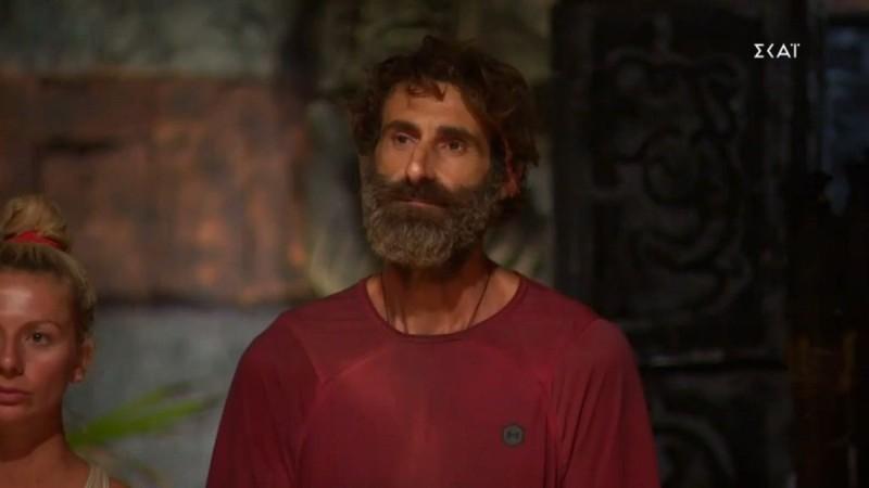 Survivor 4: Απασφάλισε ο Κοψιδάς - «Εγώ ήμουν ο καλύτερος παίκτης»