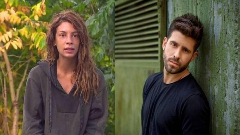 Survivor 4: Ξέχασε την Μαριαλένα ο Λιβάνης - Ποζάρει χωρίς... και απολαμβάνει την... (photo)