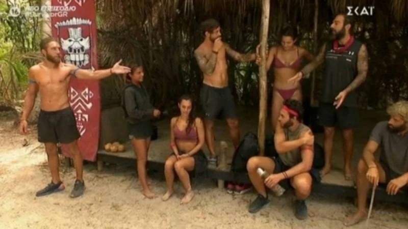 Αποκάλυψη για Survivor: Νέo ζευγάρι στο νησί - Πλάνο… φωτιά - Δείτε τι έκαναν στην καλύβα! (ΒΙΝΤΕΟ)