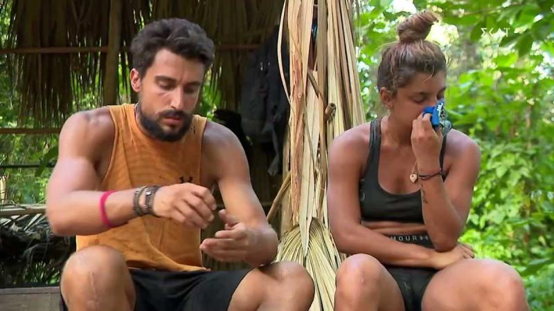 Survivor spoiler: Πανικός με την αποχώρηση - Το κοινό θα χώριζε Μαριαλένα και Σάκη