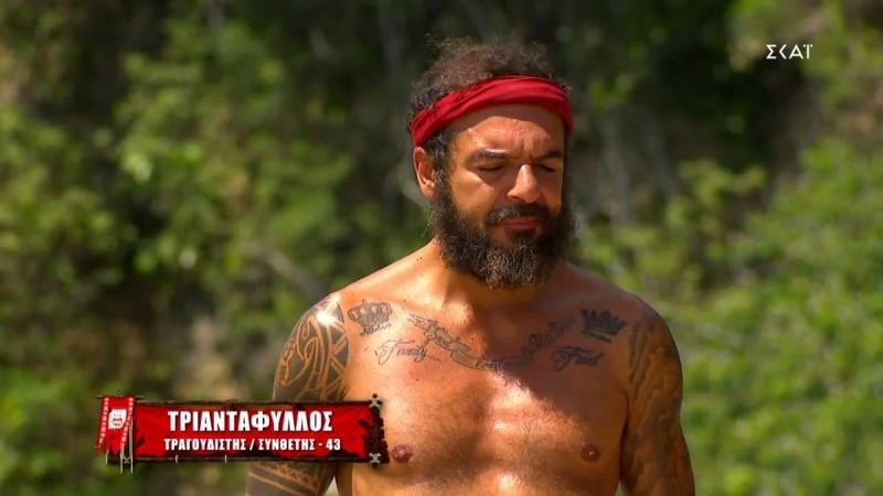 Survivor 4: Τους... κοροϊδεύει κανονικά ο Τριαντάφυλλος - Έβγαλε άχρηστο τον γιατρό και αρνήθηκε να παίξει