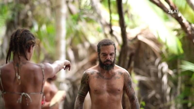 Survivor 4: Έπαθαν όλοι πλάκα με τον... παικταρά «Ντάφυ» - «Αυτόν έπρεπε να είχαμε διαλέξει...»