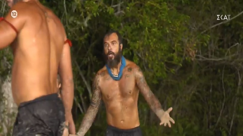 Survivor-trailer 15/5: Αλλάζουν οι ομάδες! Ο Τριαντάφυλλος στους Μπλέ και το ξέσπασμά του - «Θα μείνω όσο και αν σας πονάει» (Video)