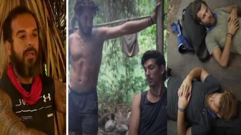 Survivor 4 - trailer 4/5: Γυρίζει την «μπιφτέκα» ο Τριαντάφυλλος και υποστηρίζει Τζέιμς-Νίκο! (Video)