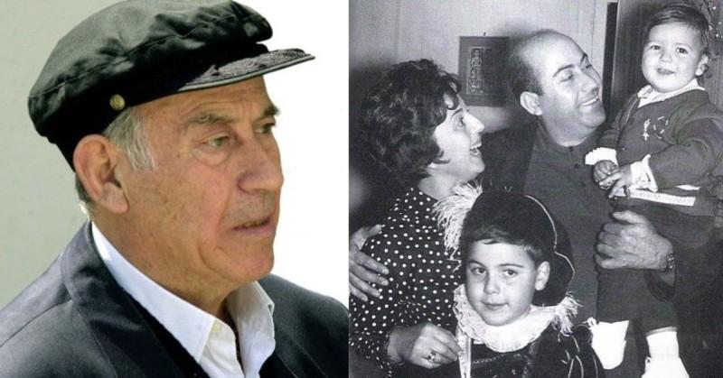 Ο Θανάσης Βέγγος από τον γάμο του είχε αποκτήσει δυο γιους