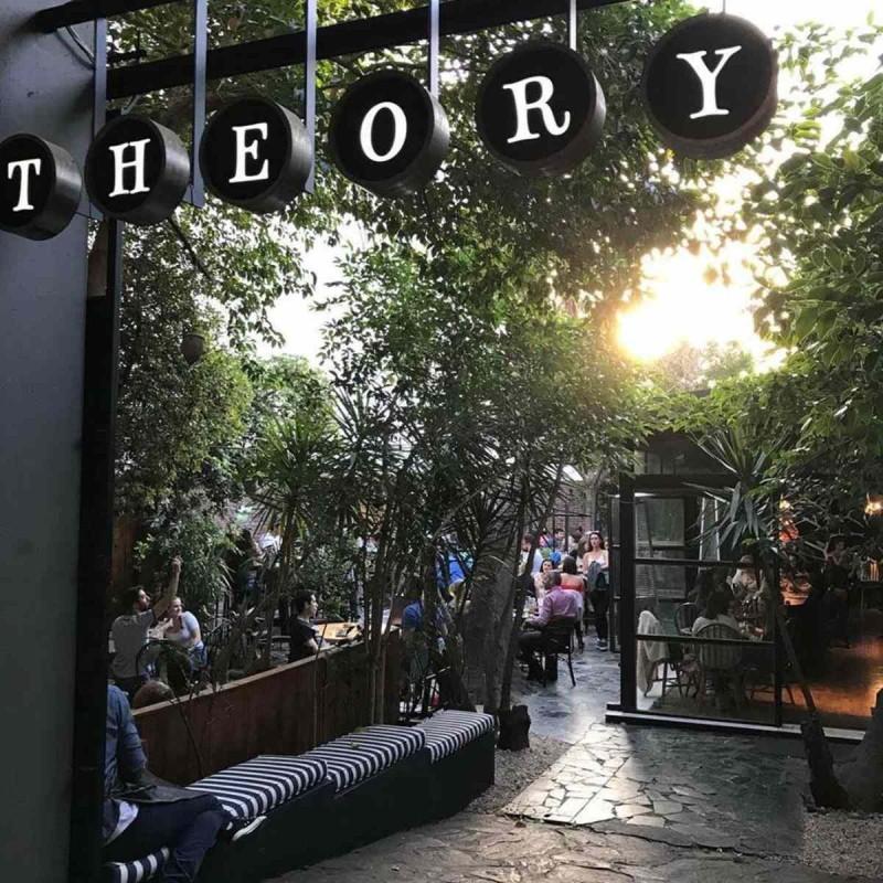 Theory Bar στην Αθήνα
