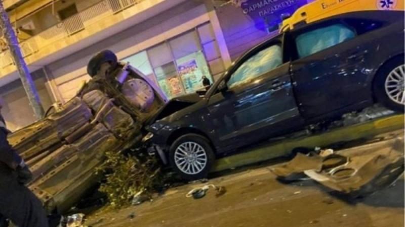 Πέθανε ο 21χρονος ειδικός φρουρός από το τροχαίο ατύχημα στο Περιστέρι