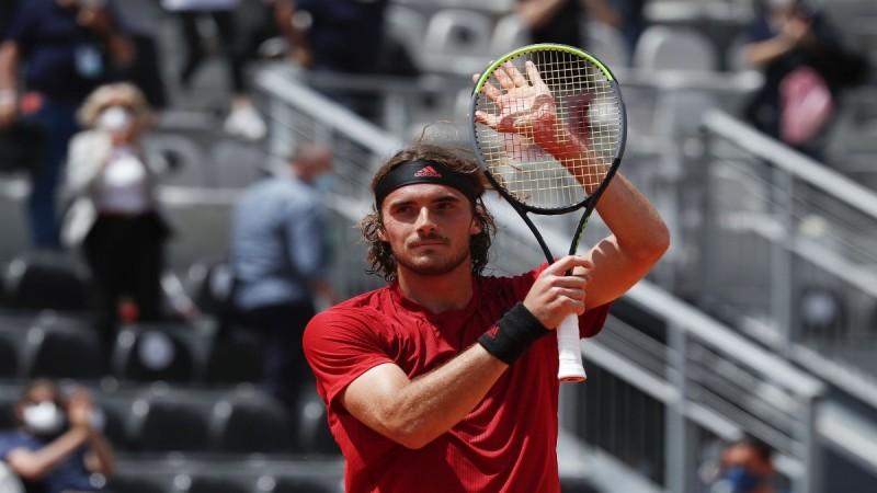 Open Ρώμης: Δεν τα κατάφερε ο Στέφανος Τσιτσιπάς - Τον κέρδισε με 2-1 σετ ο Τζόκοβιτς (Video)