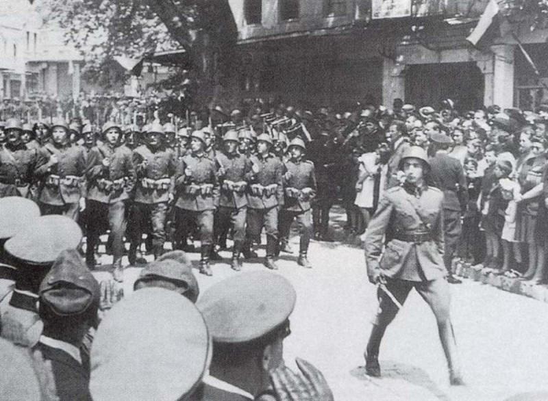 Σαν σήμερα οι Βούλγαροι συστήνουν τη «Διοίκηση του Αιγαίου»
