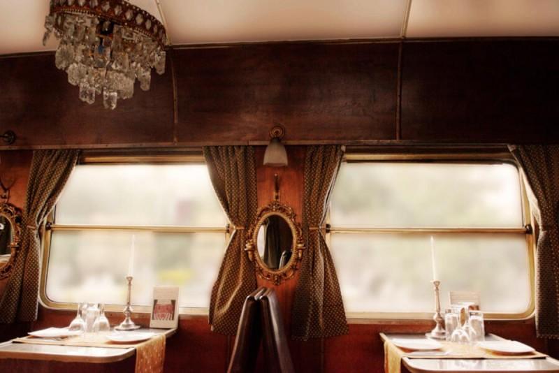 Wagon Restaurant Ρουφ
