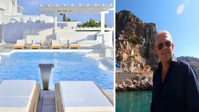 Έτσι θα λειτουργήσουν φέτος τα ξενοδοχεία - Προτάσεις από τον Τάσο Δούση για εκδρομές και προορισμούς του Αγίου Πνεύματος