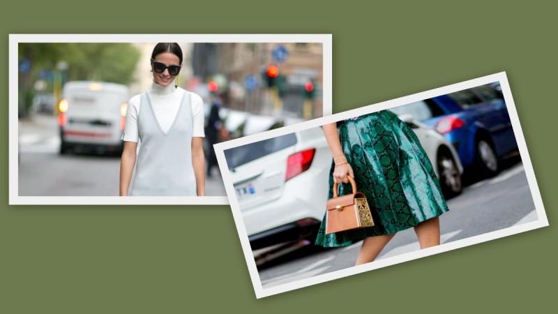 ZARA: 5 πλεκτά φορέματα και 7 στιλάτες φούστες που θ' απογειώσουν το στυλ σου