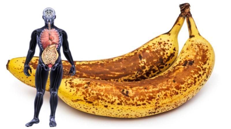 Τι θα συμβαίνει στο σώμα σας εάν τρώτε 2 ώριμες μπανάνες κάθε μέρα για ένα μήνα