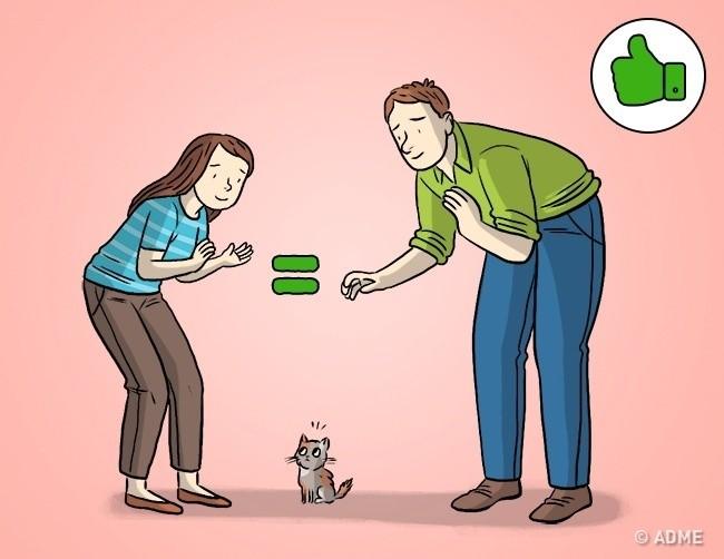 Η γλώσσα του σώματος αποκαλύπτει τα πάντα για τη σχέση σου!
