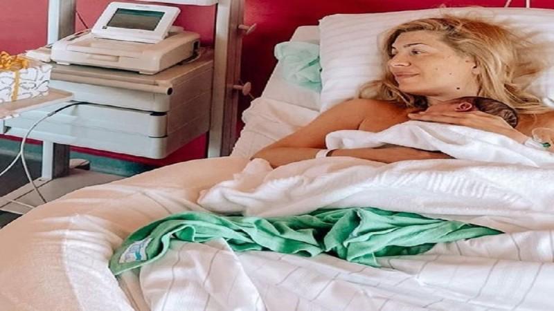 Μαρία Ηλιάκη: Οι δυσκολίες του τοκετού, το όνομα που θα πάρει η κόρη της - Τα δάκρυα της Καινούργιου για εκείνη