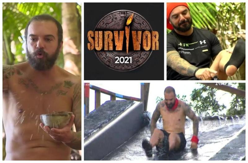 Survivor spoiler 03/06: Τεράστιο το χρηματικό ποσό με το οποίο αποχώρησε ο Τριαντάφυλλος!