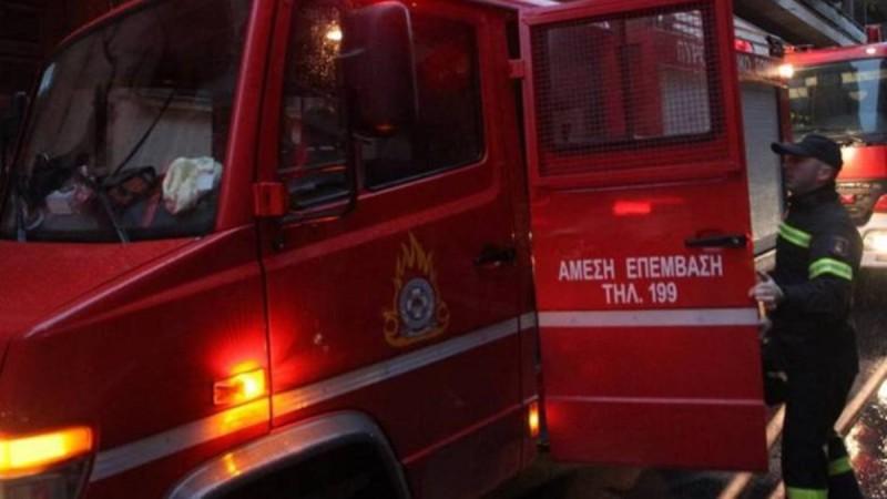 Φωτιά σε διαμέρισμα στην Θεσσαλονίκη