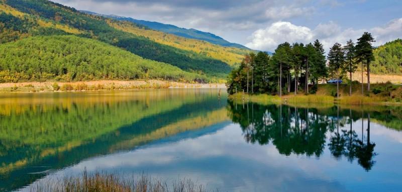 Φενεός Κορινθίας, Λίμνη Δόξα