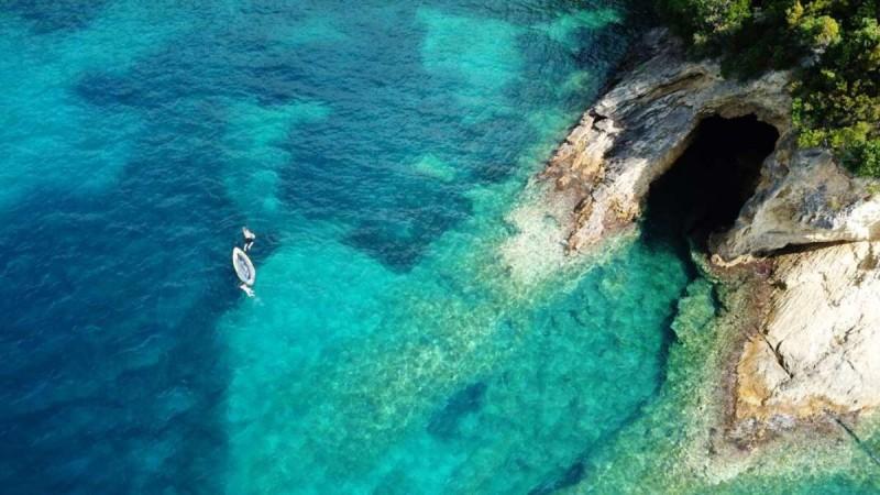 4+1: Ονειρεμένες ελληνικές παραλίες με νερά σαν της Καραϊβικής