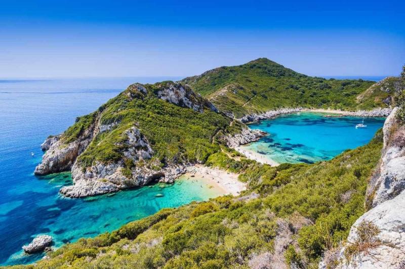 Παραλίες Κέρκυρας