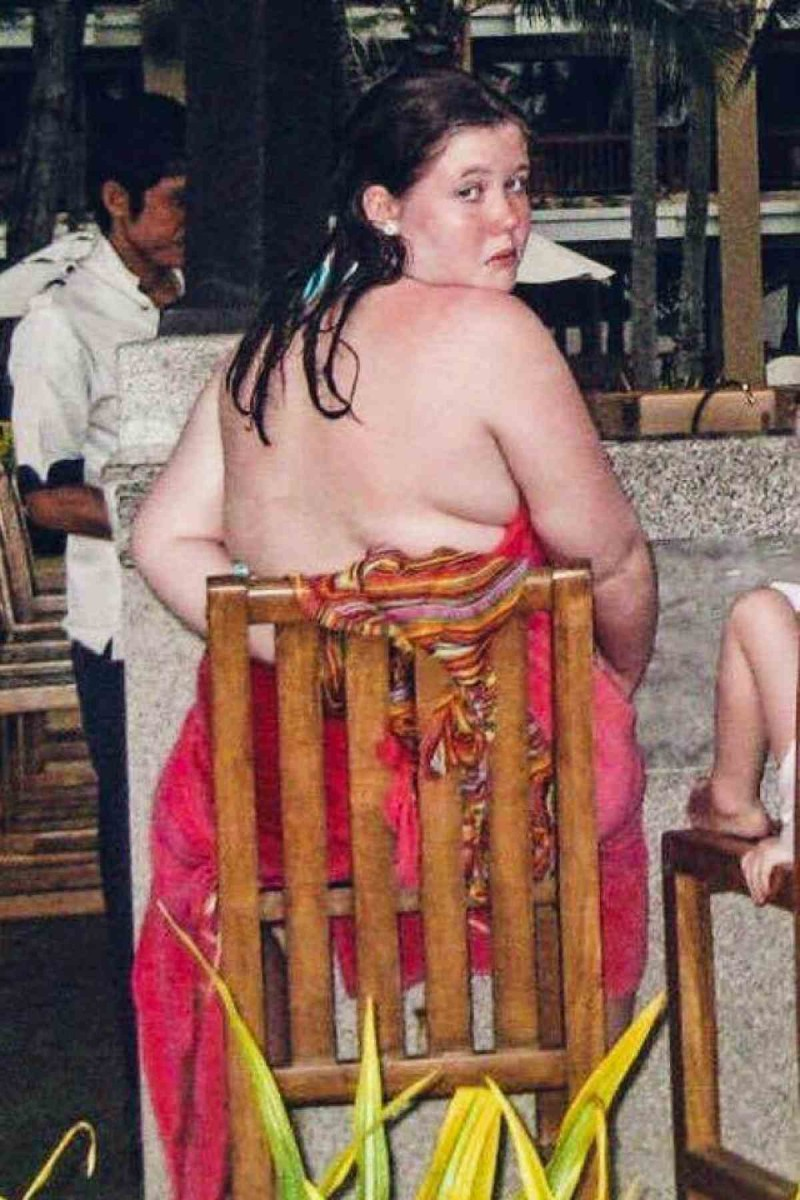 H 20χρονη Mathilde Broberg είχε ένα πολύ δυσάρεστο περιστατικό