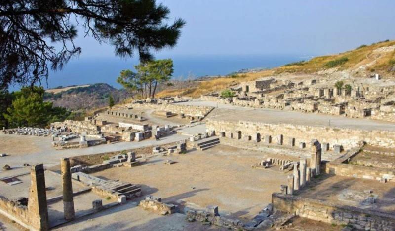 Αρχαία Κάμιρος