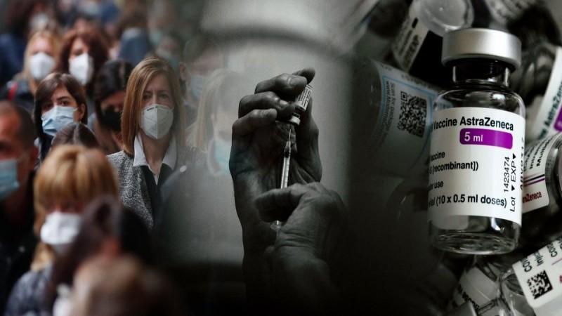 Παγώνη για AstraZeneca: «Όσοι δεν αντιμετώπισαν προβλήματα με την πρώτη δόση δεν έχουν να φοβηθούν τίποτα»
