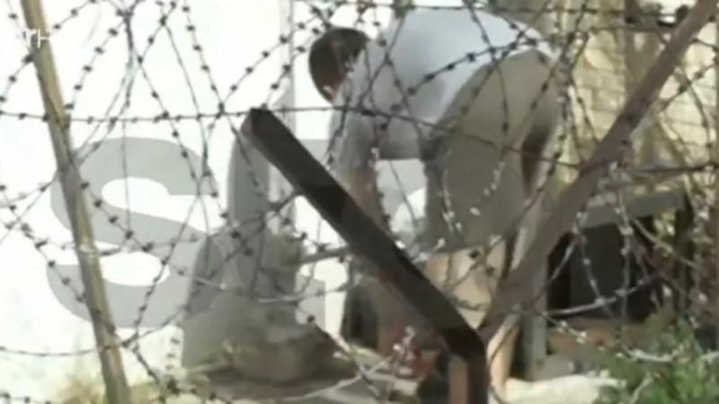 Ο Μπάμπης Αναγνωστόπουλος στις φυλακές Κορυδαλλού