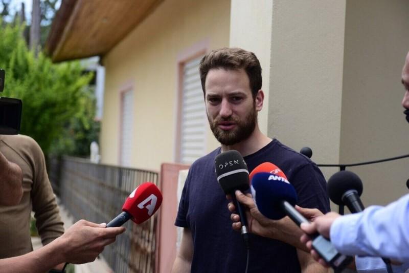 Θανάσης Κατερινόπουλος για Γλυκά Νερά: «Αυτό ήξερε η Καρολάιν για τον 32χρονο και απειλούσε να τα