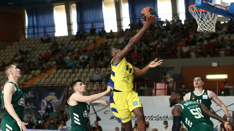Basket League: Μυθικό Λαύριο ισοφάρισε τον Παναθηναϊκό και συνεχίζει να ζει το όνειρο!