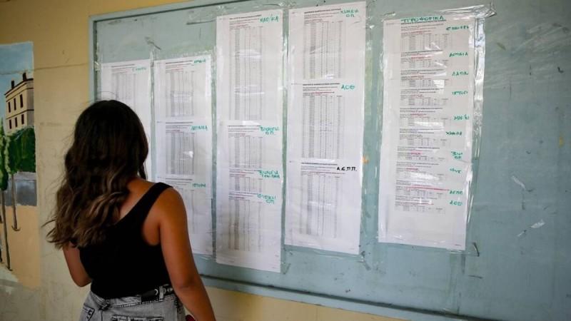 Πανελλαδικές Εξετάσεις 2021: Πότε θα βγουν οι βαθμοί - Με SMS στο κινητό τους θα ενημερωθούν οι υποψήφιοι