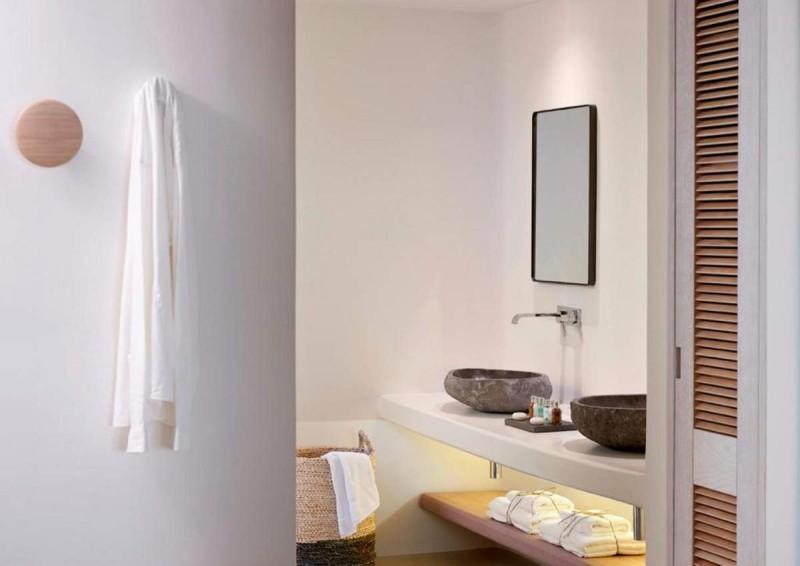 Bill & Coo Coast Suites μπάνιο