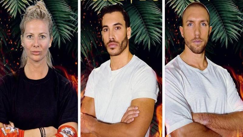 Survivor ψηφοφορία 4: Ποιος παίκτης θέλετε να παραμείνει στο Survivor 4;