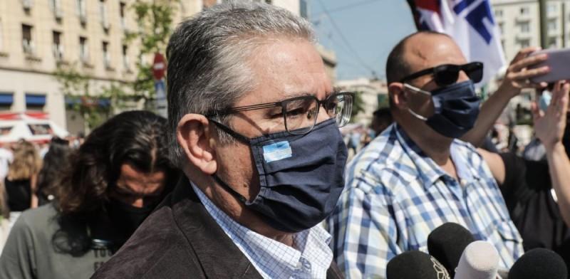Κουτσούμπας: Το νομοσχέδιο είναι καταδικασμένο στη συνείδηση των εργαζομένων